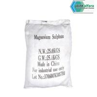 Magnesium Sulphate - Bahan Kimia Industri  1