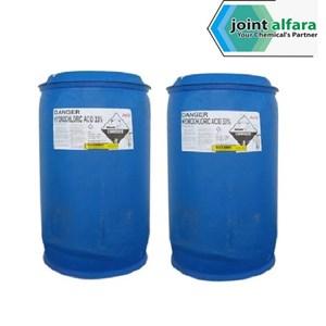 Bahan Kimia Hydrochloric Acid 33%