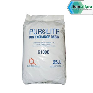 Resin Kation Purolite C100  - Bahan Kimia Industri