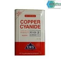 Copper Cyanide - Bahan Kimia Electroplating