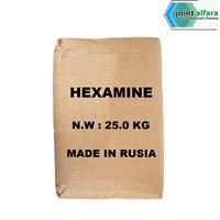 Hexamine Powder - Bahan Kimia 1