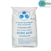 Boric Acid - Bahan Kimia Solvent 1