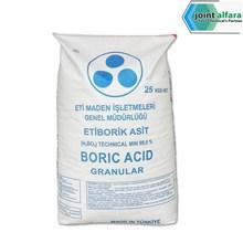 Boric Acid - Bahan Kimia Solvent
