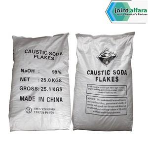 Caustic Soda Flakes - Bahan Kimia Industri
