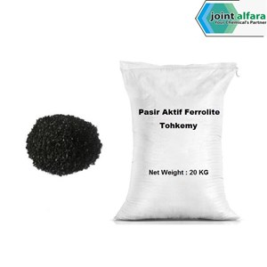 Pasir Aktif Ferrolite Tohkemy - Bahan Kimia Industri