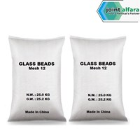 Glass Beads Mesh 12 - Bahan Kimia Industri  1