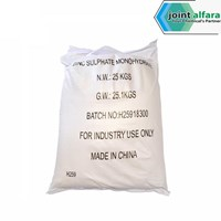 Zink Sulphate Monohydrate - Bahan Kimia Industri  1