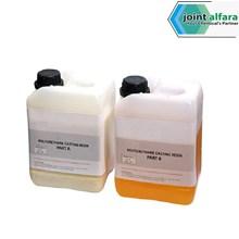 Cairan A & B Polyurethane Chemical