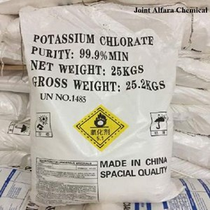 Potassium Chlorate - Bahan Kimia Industri