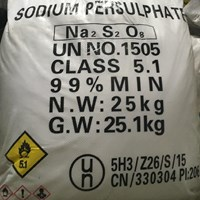 Sodium Persulfate - Bahan Kimia Textile 1