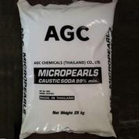 Caustik Soda Microperl - Bahan Kimia Industri  1