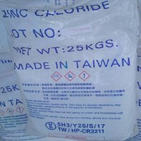 Zink Chloride Powder -  Bahan Kimia Industri