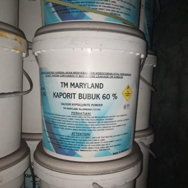 Kaporit 60% Maryland -  Water Treatment