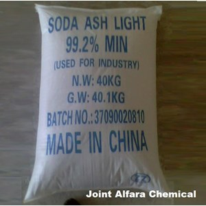 Soda Ash Light -  Bahan Kimia Cosmetics