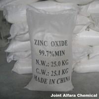 Zink Oxide 99% - Bahan Kimia Industri