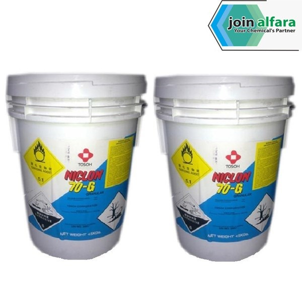 Kaporit Niclon 70%  - Bahan Kimia Industri