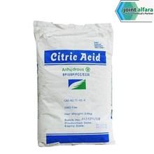 Citric Acid - Bahan Kimia Industri