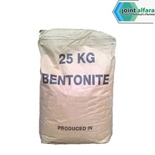 Bentonite Powder ex China - Bahan Kimia Industri