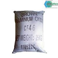 Aluminium Oxide Brown Grade C - Bahan Kimia 1