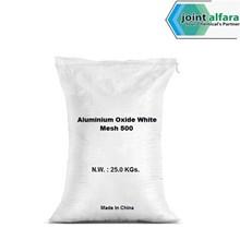 Aluminium Oxide White Mesh 500 - Bahan Kimia Industri