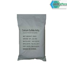 Calcium Sulphate Anhydrate - Bahan Kimia Industri