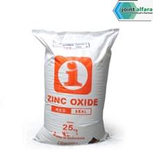 Zinc Oxide Red Seal - Bahan Kimia