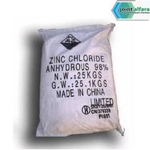 Zinc Chloride - Bahan Kimia Industri