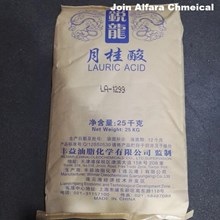 Lauric Acid China - Bahan Kimia Kosmetik