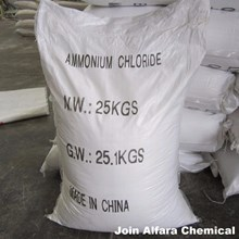 Ammonium Chloride  - Bahan Kimia Industri