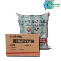 Jual Parafin Wax Semi Refined - Kimia Industri