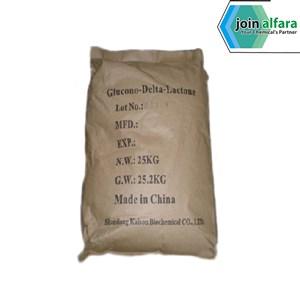 Glucono Delta Lactone China - Bahan Kimia Industri
