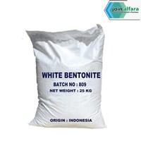 White Bentonite - Bahan Kimia Industri