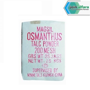 Talc Powder Osmanthus - Bahan Kimia Industri