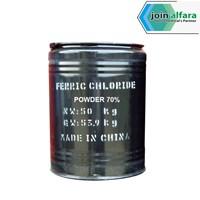 Ferric Chloride Powder EX CHINA - Bahan Kimia Industri