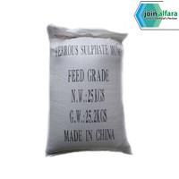 Ferrous Sulphate Monohydrate - Bahan Kimia Industri