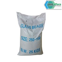 Glass Beads Sandblast - Bahan Kimia Industri  1