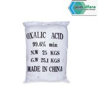 Oxalic Acid ex China - Bahan Kimia Industri  1