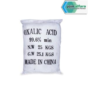 Oxalic Acid ex China - Bahan Kimia Industri