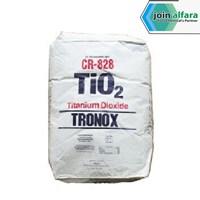 Titanium Dioxide Tronox CR 828 -  Bahan Kimia Industri