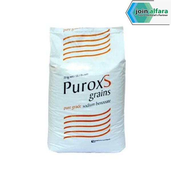 Sodium Benzoate Purox -  Bahan Kimia Industri