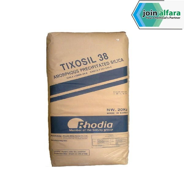 Tixosil 38 Rhodia- Bahan Kimia Industri
