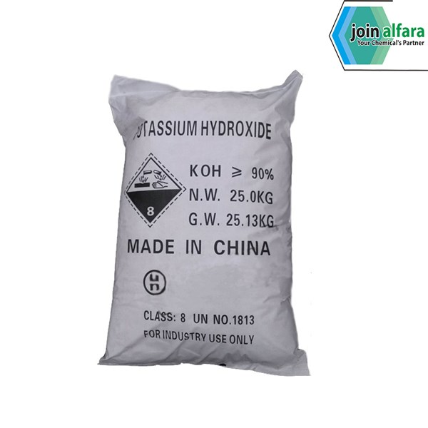 Potassium Hydroxide - Bahan Kimia Industri