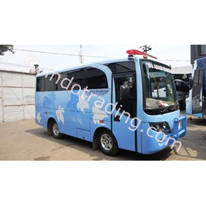 Small Bus Jenazah