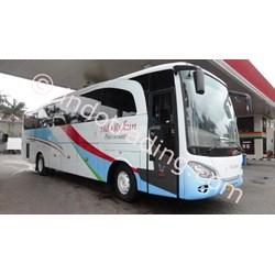 Big Bus Pariwisata Sido Rukun By Piala Mas Industri