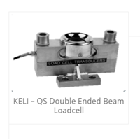 Jual Load Cell Double Ended Beam KELI -QS