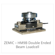Beam Load Cell Double Ended ZEMIC - HM9B