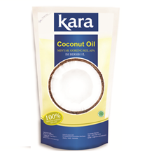 Coconut Oil KARA 1 Liter