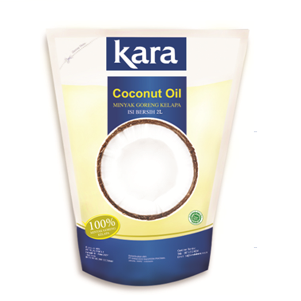 Coconut Oil KARA 2 Liter
