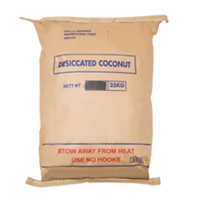 Low Fat Dessicated Coconut (LFDC) 25 Kg