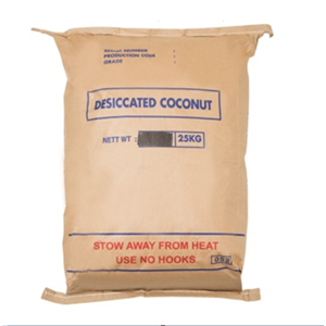 Low Fat Dessicated Coconut (LFDC)